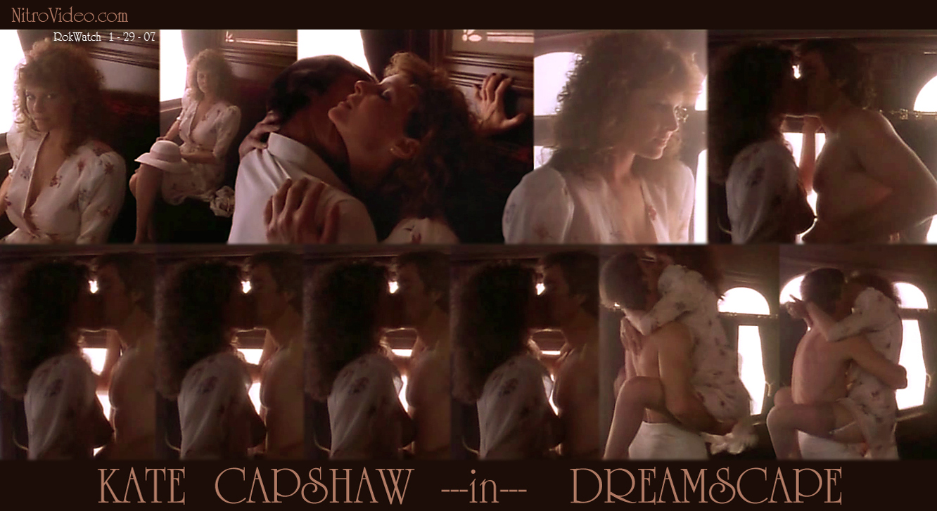 KateCapshaw Dreamscape RW nitrovideo Mr. G's right, Kate's topless bit isn't going to be restored anytime soon