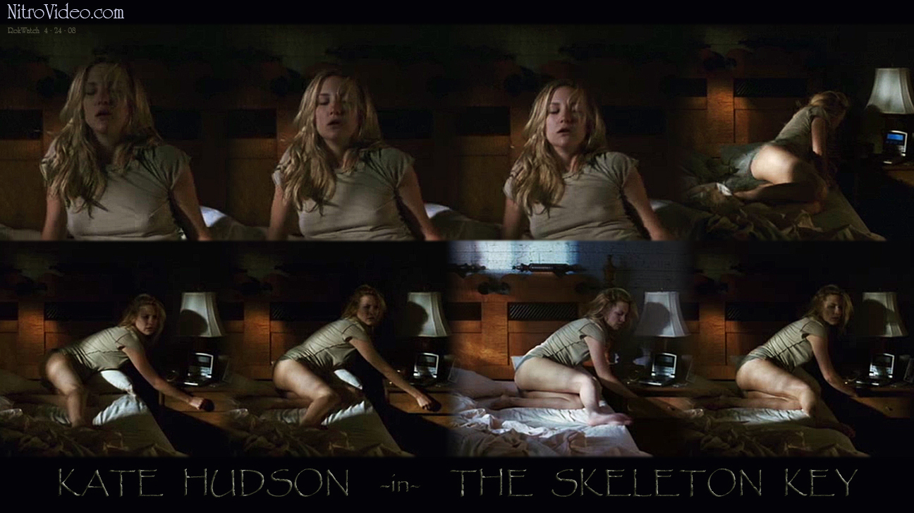 KateHudson TheSkeletonKey RW4 www.nitrovideo.com Mr. G's right, Kate's topless bit isn't going to be restored anytime soon