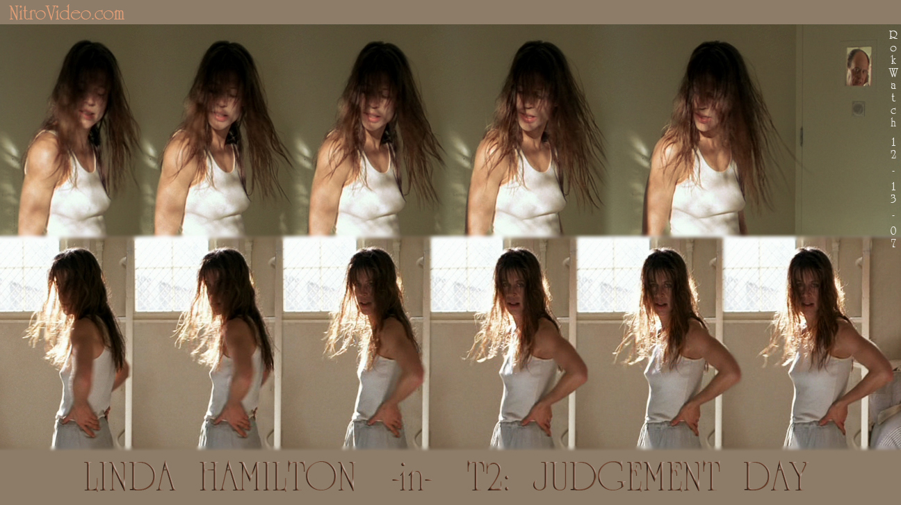 LindaHamilton T2JudgementDay RW1 nitrovideo Free Audio Book of the Month Podcast